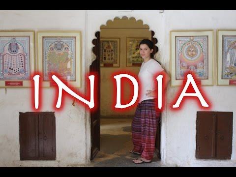 FIRST TIME IN INDIA! - New Delhi & the TAJ MAHAL