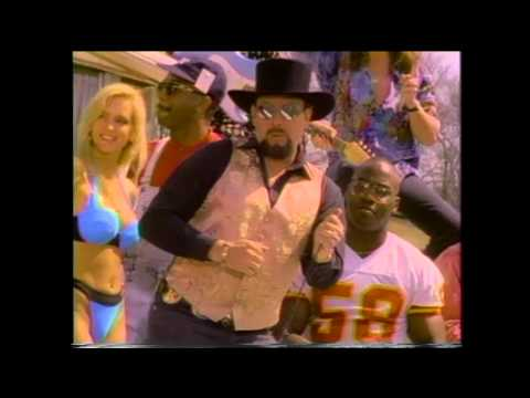 Hank Williams Jr - Come On Over To The Country (Official Music ...