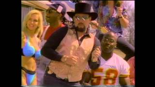 Watch Hank Williams Jr Come On Over To The Country video