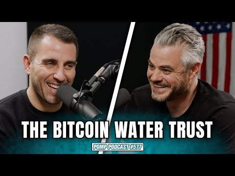 The Bitcoin Water Trust | Scott Harrison | Pomp Podcast #577