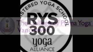 Vancouver Yoga Teacher Training