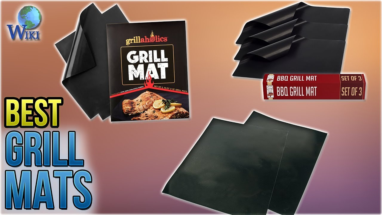 10 Best Grill Mats 2018 Youtube