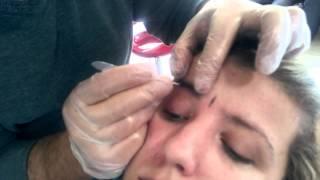 Kalici makyaj makeup kalıcı makyaj