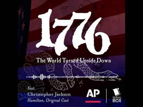 1776 Audio Excerpt | Start Reading for Free on Serial Box