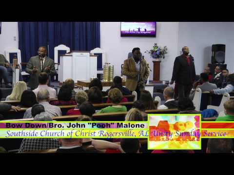 Southside Church of Christ Unity Service