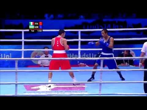 AIBA World Boxing Championships Doha 2015 - Session 9B - Quarter Finals