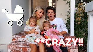 Download BECOMING PARENTS FOR 24 HOURS!! (W/ MyLifeAsEva) | Brent Rivera Mp3 and Videos