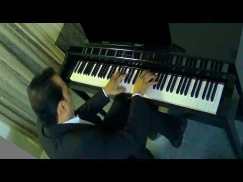 Vangelis, La Petite Fille de La Mer (Solo Piano) - Tarek Refaat, Piano