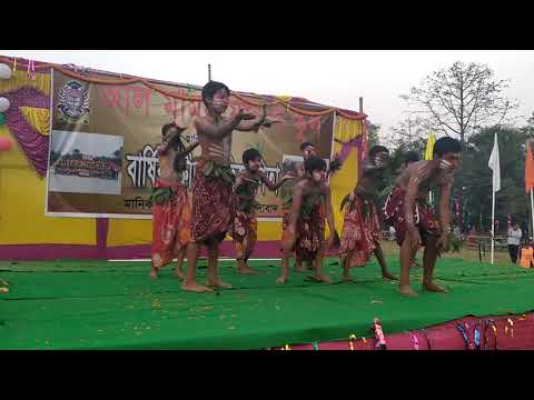Jangli Dance Of Al Mamun Model School