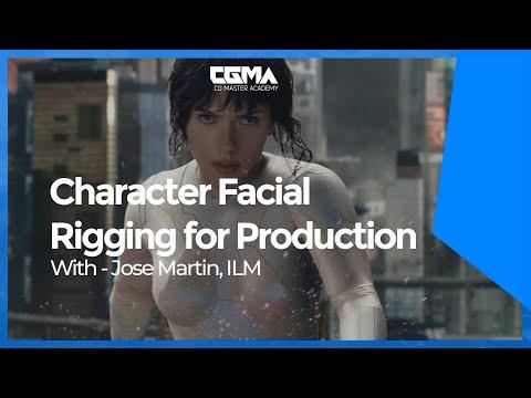 CGMA | Character