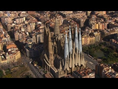 Final design of Barcelona's Sagrada Familia revealed