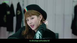 gugudan (구구단) - 'Not That Type' M/V [ARM SUB]