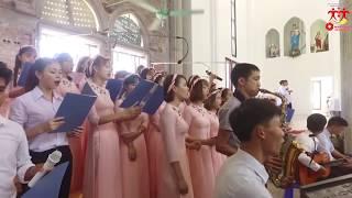 Tung Hô Danh Ngài - Ca Đoàn Giáo Xứ Tân Hưng