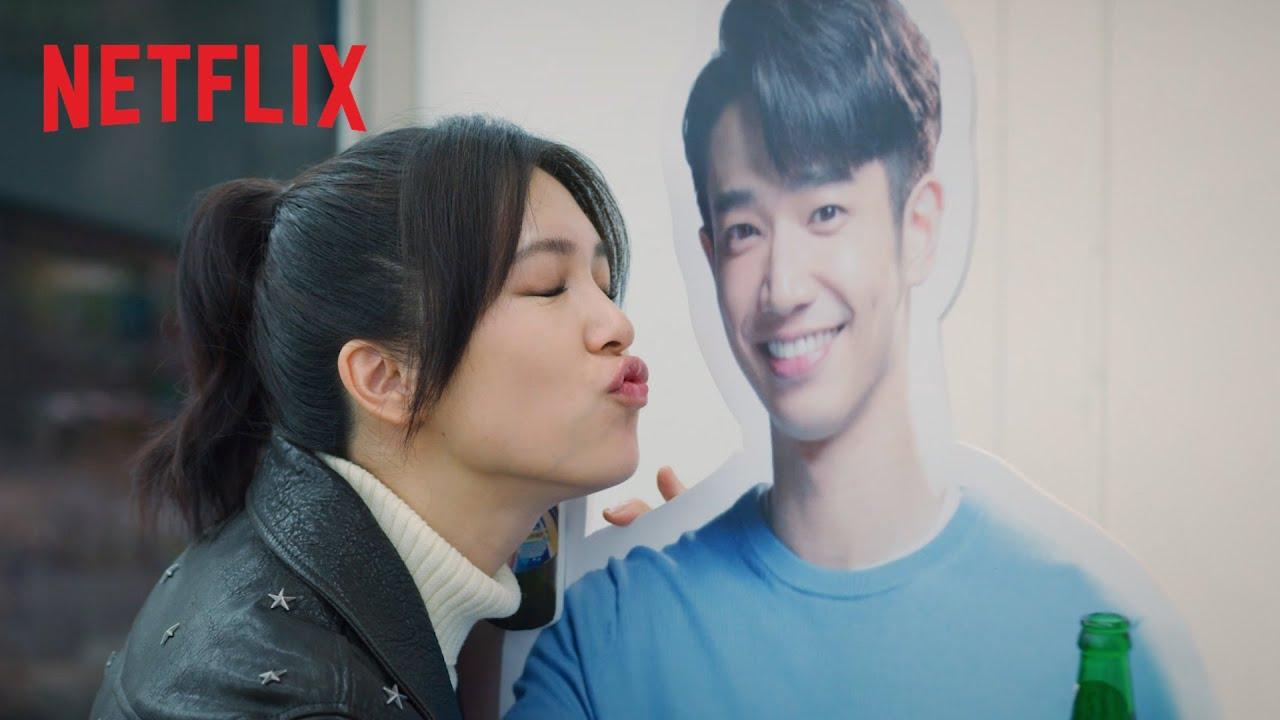 《極道千金》| 少女心 幕後花絮 | Netflix - YouTube