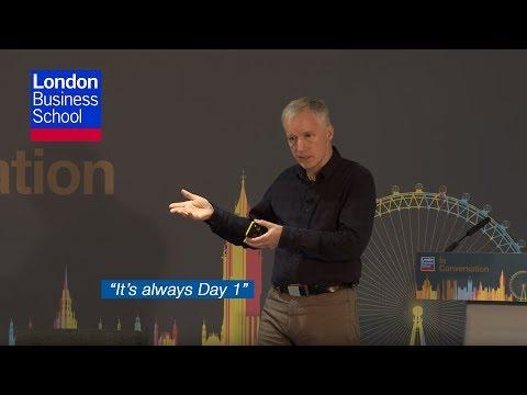 In Conversation with Doug Gurr, Amazon   London Business School
