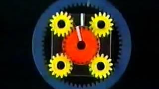 Планетарный ряд автоматической кпп принцип работы(Солнечная шестерня, сателлиты, планетарное водило, а так же коронная шестерня - принцип работы., 2012-11-10T16:53:00.000Z)