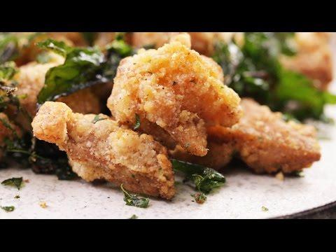 盐酥鸡,台湾最人气的炸鸡!