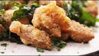 美食臺 | 鹽酥雞,臺灣最人氣的炸雞!