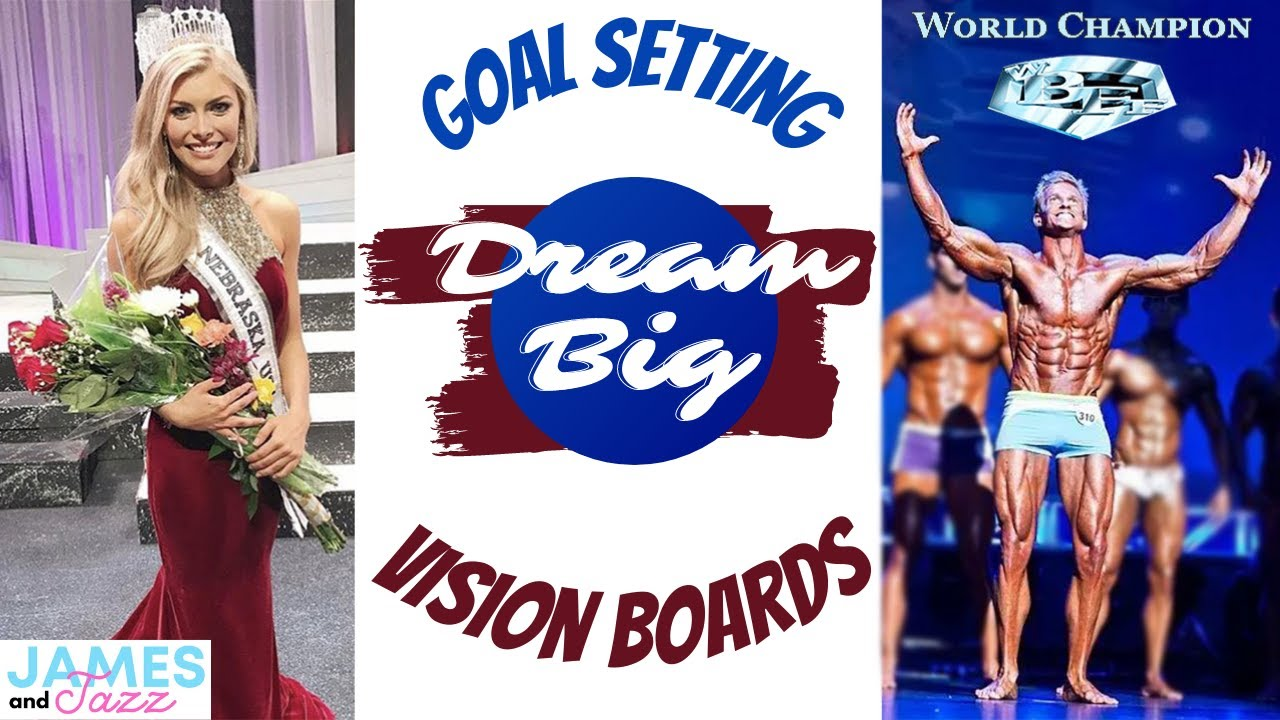 Dream Big || Goal Setting || Vision Boards || God Has A Calling For Your Life | Is My Dream From God