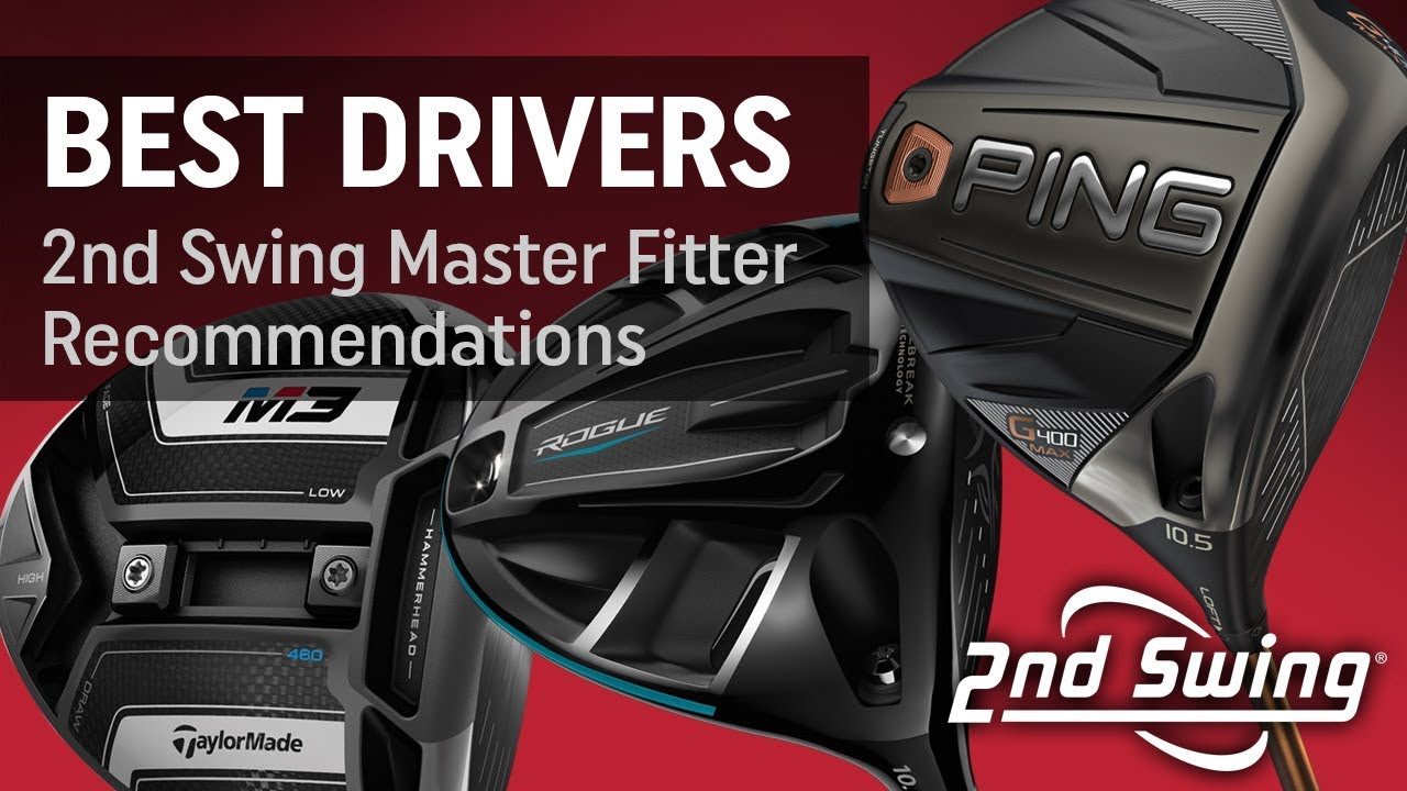 21201a24532 Review of Best Performing Golf Club Drivers of 2018 by Master Fitter. 2nd  Swing Golf