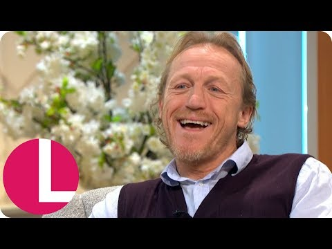 Game of Thrones' Jerome Flynn Believes Bronn's Sense of Humour Has Kept Him Alive | Lorraine