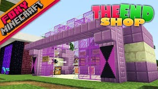 Minecraft | THE END SHOP | Foxy's Bedrock Survival [44]