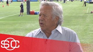 Robert Kraft interview on Tom Brady, Bill Belichick and NFL rule changes | SportsCenter | ESPN