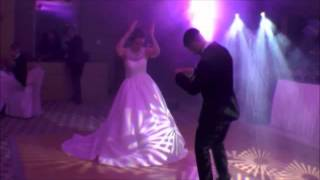 """Nayat and Fatih Wedding Dance to """"Happy"""" by Pharrell Williams"""