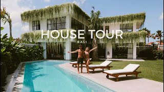 WE BUILT OUR DREAM BALI VILLA - HOUSE TOUR