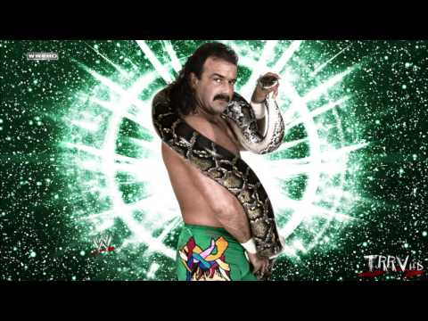 2014  Jake  The Snake  Roberts 1st WWE Theme Song
