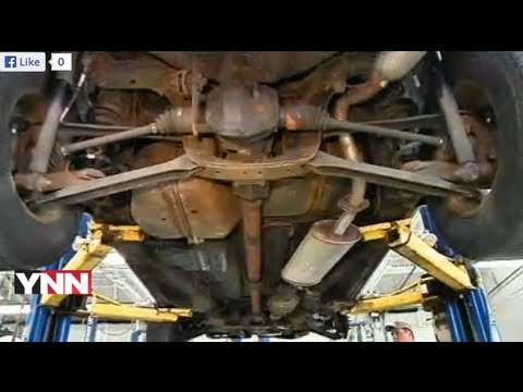 Vehicle Warning: Rust from Salt Brake & Fuel Lines  YouTube
