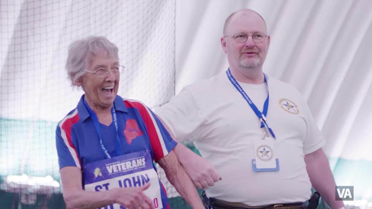National Veterans Golden Age Games - Veterans Health