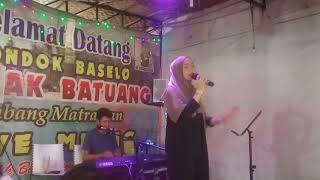 """SARIBU MINANG"""" Makin Hits di Bawakan ALFINA BRANER"""