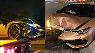 Dave Roelvink Rijdt Mobicep's Lamborghini Total Loss!!