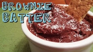 Healthy Brownie Batter | High Protein