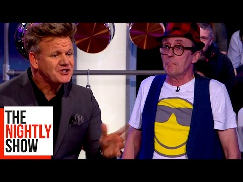 Gordon Ramsay Destroys Amateur Chef in Front of a Live Audience