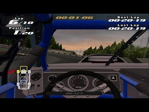 Short Track Racing: Trading Paint PS2 Gameplay HD (PCSX2)