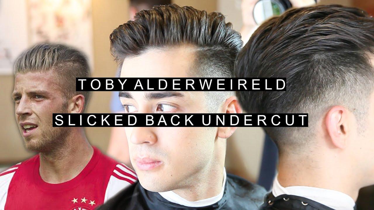 Toby Alderweireld Inspired Hairstyle