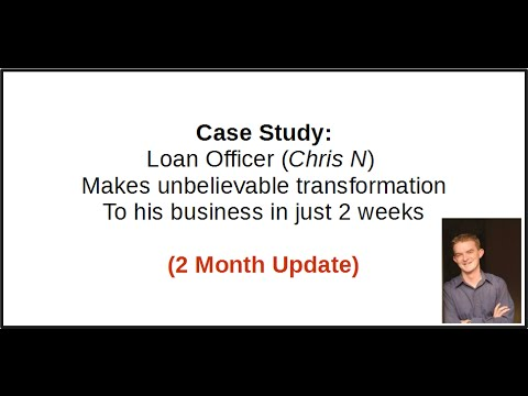 Case Study - Extreme Mortgage Marketing Transformation