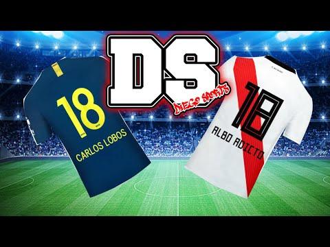 CARLITOS JRS vs ALBO PLATE Final del Mundo Diego Sports