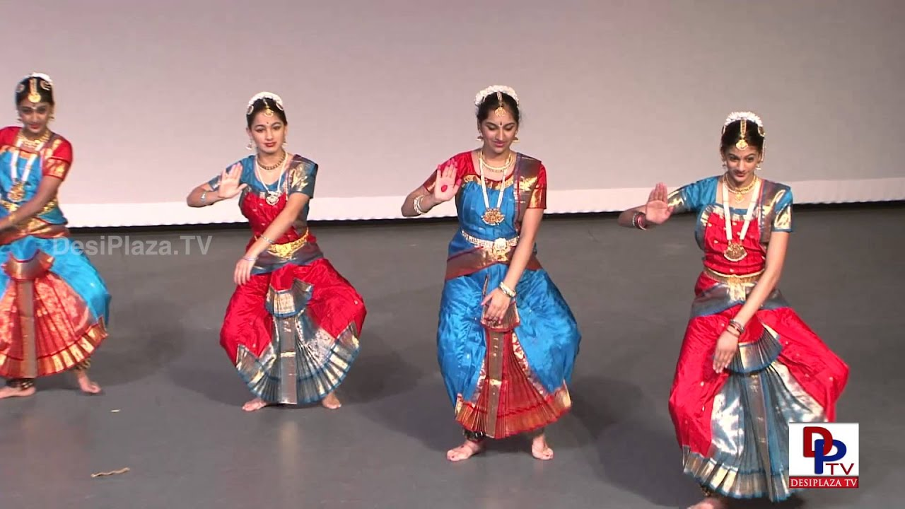Dance by Students of Vani Eswara at Dance for Cure Event.