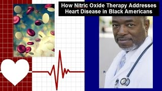 How Nitric Oxide Therapy Addresses Heart Disease in Black Americans