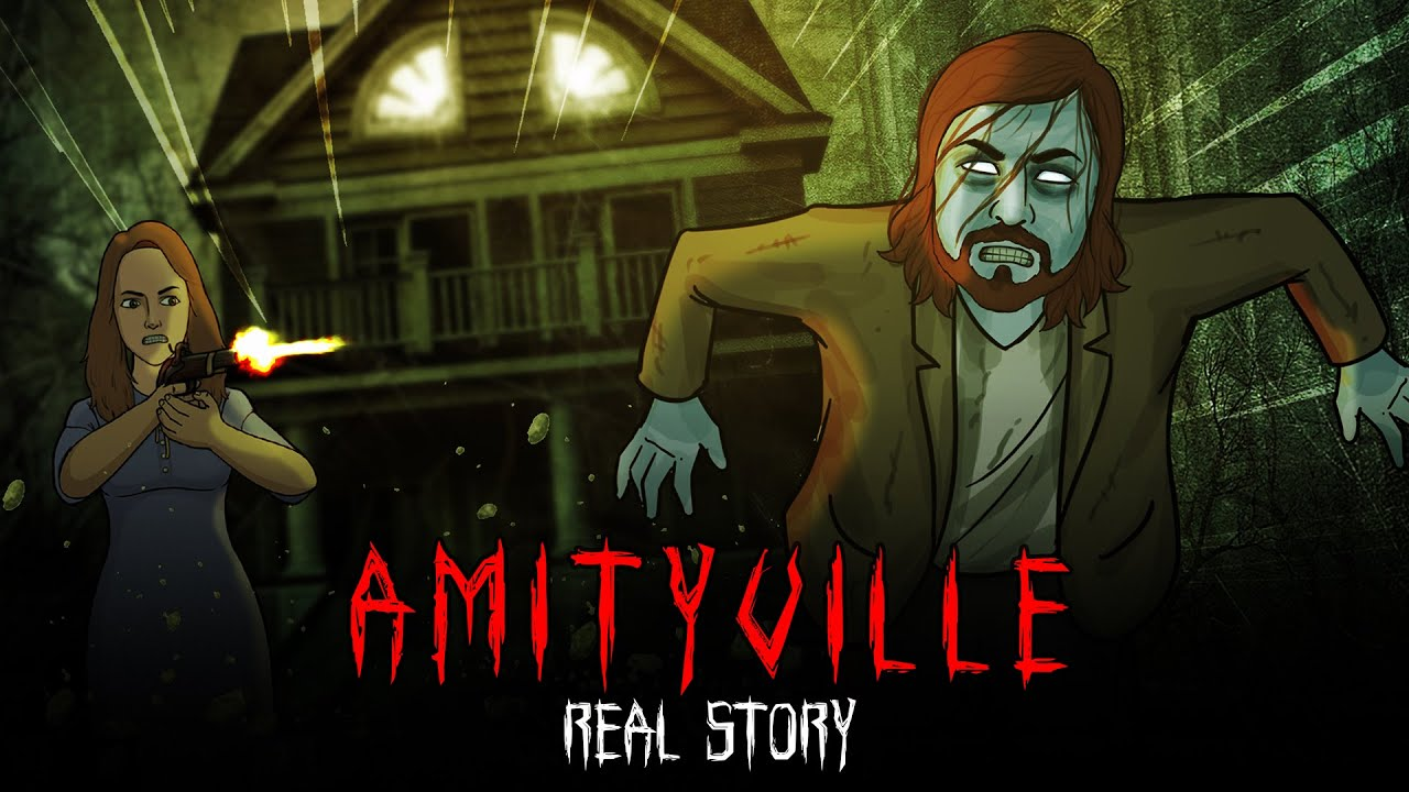 Amityville Real Story | Horror Stories In Hindi | एक सच्ची कहानी | Khooni Monday E123 🔥🔥🔥