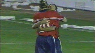 MNT vs. Austria: Highlights - Apr. 22, 1998