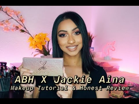 ABH JACKIE AINA | Makeup Tutorial & Full Review thumbnail