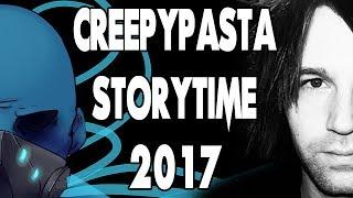 CreepyPasta Storytime & Unmasking from San Japan 2017