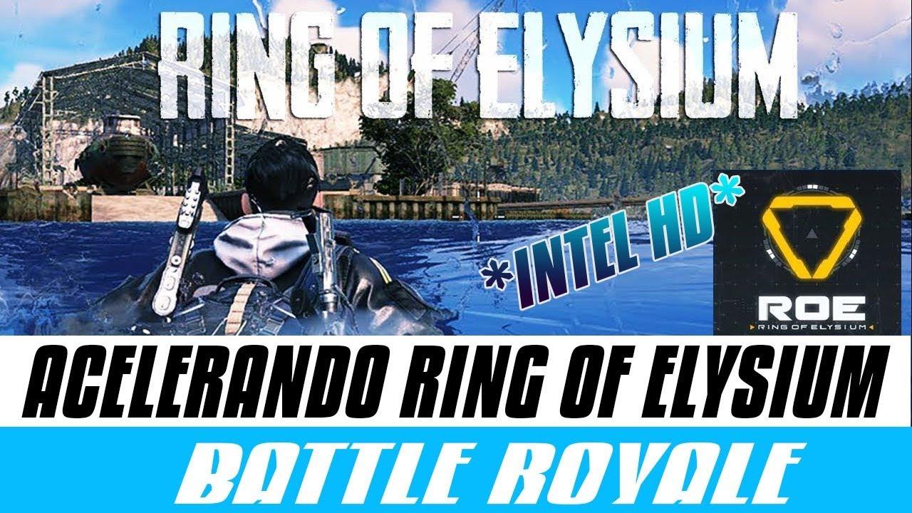 ACELERAR RING OF ELYSIUM (EUROPA) PC  | BATTLE ROYALE | TUTORIAL PC 2018 |  BRIEFRENZO