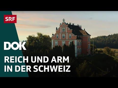 Die Vermögensschere – Der Graben zwischen Arm und Reich in der Schweiz | Doku | SRF DOK