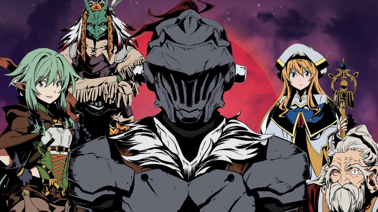 Goblin Slayer Opening e Ending
