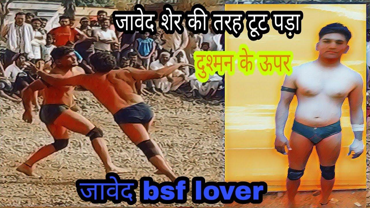 जावेद गनी ने पहलवान से कुश्ती मे उठक बैठक करवा दी//javed gani pahalvan ki ♥ kushti